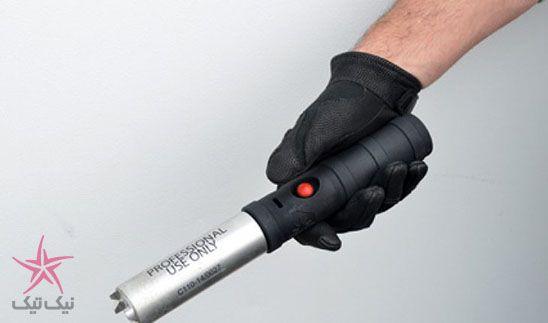 شمشیر لیزری بهترین راه حل برای تمام درهای بسته!