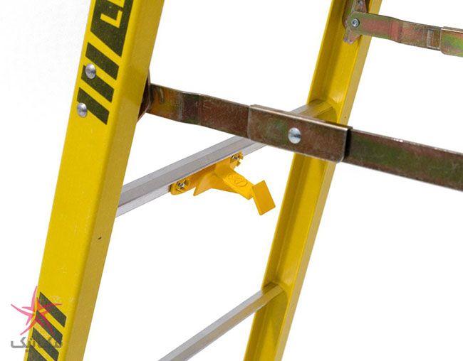 نردبان ایمن محصول جدید سری Leansafe شرکت Werner