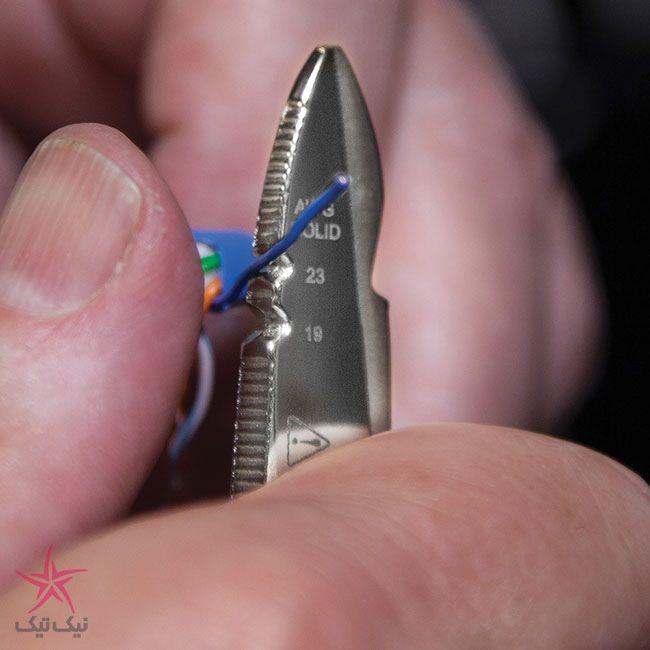 قیچی چندکاره Klein مخصوص برقکارها