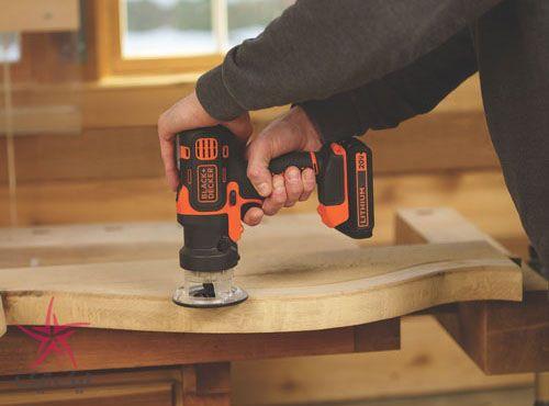 ابزار چند کاره بلک اند دکر ، یک ابزار برای انجام همه ی کارها