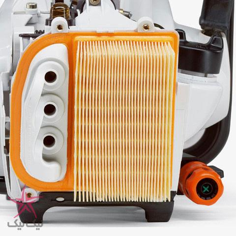 بررسی اره برش بنزینی شرکت اشتیل مدل TS-800