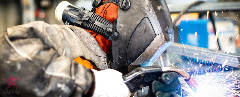 ماسک تنفسی نیم صورت شارژی شرکت CleanSpace