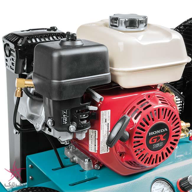 بررسی کمپرسور باد بنزینی ۵/۵ اسبی ماکیتا مدل MAC5501G