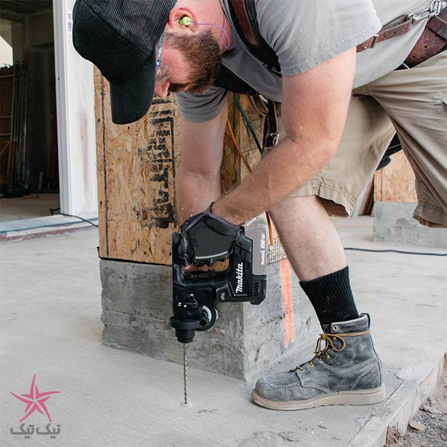 ابزارهای شارژی مشکی رنگ ماکیتا ، جمع و جور و قدرتمند!