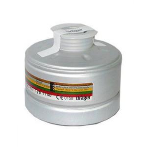 فیلتر ماسک شیمیایی مولتی گاز ۶ حالته Drager مدل RD40
