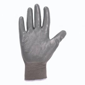 دستکش کف نیتریل مچ کش دار HAOLI مدل 5015