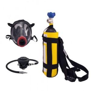سیستم تنفسی فرار حمایلی Spasciani مدل BVF/A 1303