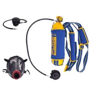 سیستم تنفسی شرایط اضطراری کامپوزیت Spasciani مدل Fuge-Rescue