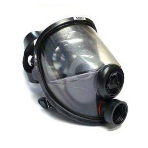 ماسک شیمیایی تمام صورت تک فیلتره North سری 5400