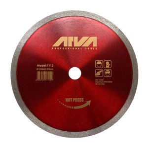 دیسک سرامیک بر بزرگ آروا 7112