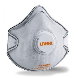 ماسک سوپاپدار UVEX مدل Silv-air 2220