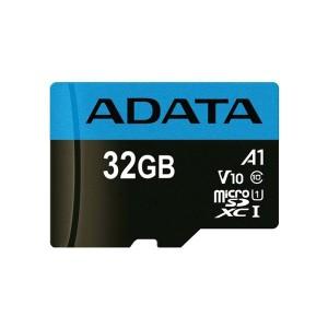 کارت حافظه microSDXC ای دیتا مدل Premier V10 A1 کلاس 10 استاندارد UHS-I ظرفیت 32 گیگابایت