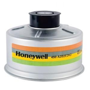 فیلتر ماسک شیمیایی 4 حالته A2B2E2K2 برند Honey Well