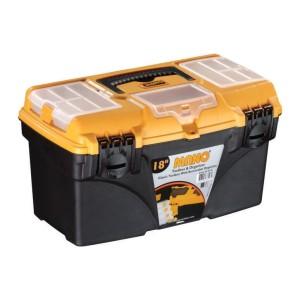جعبه ابزار کلاسیک به همراه اورگانایزر  CLO18 سایز 18 اینچ مانو