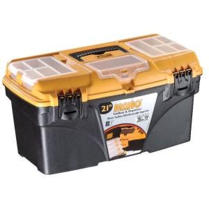 جعبه ابزار کلاسیک به همراه اورگانایزر  CLO21 سایز 21 اینچ مانو