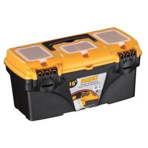 جعبه ابزارکلاسیک به همراه اورگانایزر CO16 سایز 16 اینچ مانو