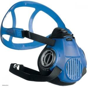 ماسک شیمیایی نیم صورت DRAGER مدل x-plore 3500 همراه با فیلتر 4 حالته
