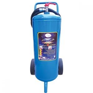 کپسول آب و گاز 25 لیتری خزر سیلندر