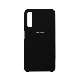 کاور سیلیکونی گوشی موبایل Samsung galaxy a7-2018