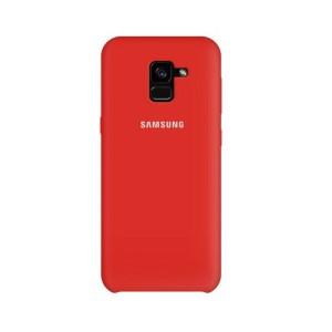 کاور سیلیکونی گوشی موبایل Galaxy A8 Plus 2018