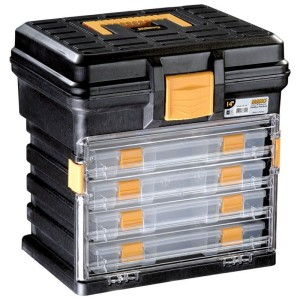 جعبه ابزار HOBBY  مدل H-14 سایز 14 اینچ مانو