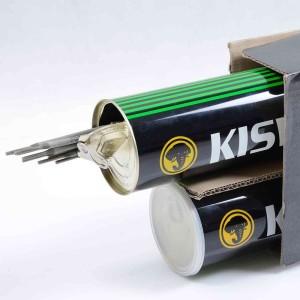 الکترود جوشکاری دستی کیسول E7018 بسته 5 کیلویی قطر 2.5 میلیمتر هرکیلو 45/000 تومان