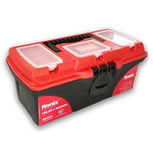 جعبه ابزار پلاستیکی 13 اینچ رونیکس RH-9151