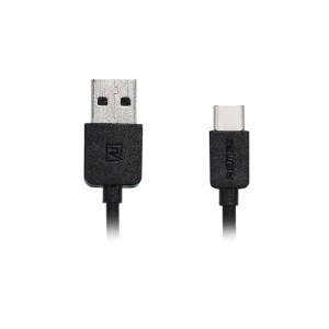 کابل تبدیل USB به Type-C ریمکس مدل RC-006a به طول 1 متر