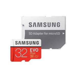 کارت حافظه microSDHC سامسونگ مدل Evo Plus کلاس 10 استاندارد UHS-I U1 ظرفیت 32 گیگابایت