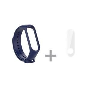 بند سومگ مدل SMG-K2 برای مچ بند هوشمند شیائومی Mi Band 3 به همراه محافظ صفحه نمایش