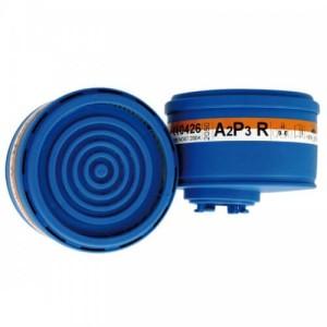 فیلتر ماسک شیمیایی 2 حالته A2P3R برند Spasciani (بسته ی 1 عددی)