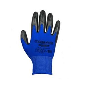 دستکش 10 اینچ فلامنت با پوشش نیتریل توسن TDP-N10