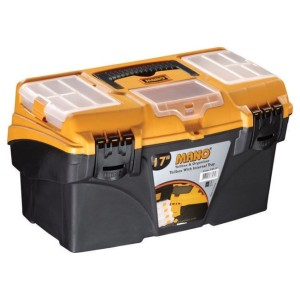 جعبه ابزار به همراه سینی داخل TO-17  سایز 17 اینچ مانو