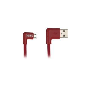 کابل تبدیل USB به microUSB تسکو مدل TC 59N طول 20cm