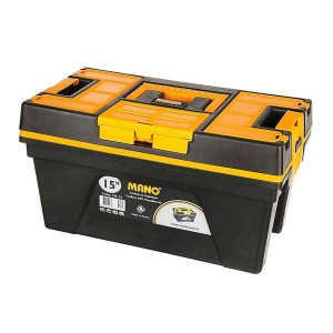 جعبه ابزار با در قابل حمل YN-15 سایز 15 اینچ مانو