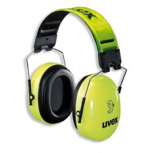 محافظ گوش هدبندی UVEX مدل 3V