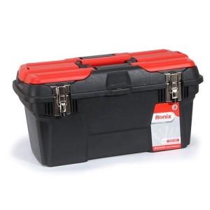 جعبه ابزار 19 اینچ قفل فلزی رونیکس RH-9131