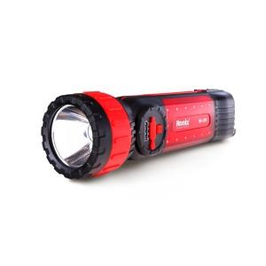 چراغ قوه لیتیومی با قابلیت پاور بانک رونیکسRH-4270