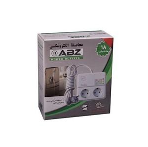 پریز محافظ دوراهی ۳ متری ای بی زد با نمايشگر آنالوگ ABZ225005A3