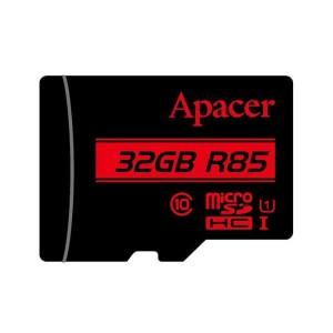 کارت حافظه microSDHC اپیسر مدل AP32G کلاس 10 استاندارد UHS-I U1 ظرفیت 32 گیگابایت