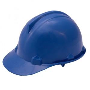 کلاه ایمنی عایق برق ABS برند مریس توکن با بند، یراق رگلاژی و بند زیر چانه عایق برق MARY'S TOKEN  Blue Eagle