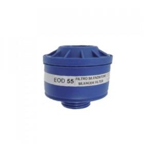 فیلتر آرام کننده یدکی  مدل EOD55 برای سیستم های تنفسی AC190، ACS952 و ACM952