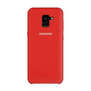 کاور سیلیکونی گوشی موبایل Samsung Galaxy A8 2018