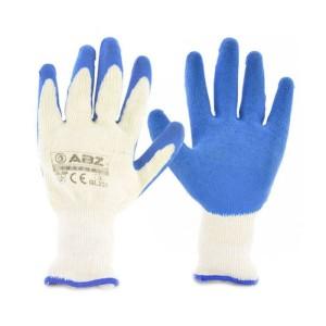 دستکش ایمنی با پوشش لاتکس ای بی زد GL220S