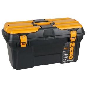 جعبه ابزار بلند به همراه اورگانایزر MGP-22 سایز 22 اینچ مانو