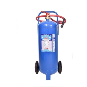 کپسول 50 کیلویی آب و گاز دژ به همراه چرخ