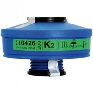 فیلتر ماسک شیمیایی K2 برند Spasciani