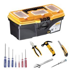 جعبه ابزار ضروری منزل و محل کار نیک تیک باکس مدل Essential
