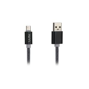 کابل تبدیل USB به microUSB تسکو مدل TC 51 طول 20cm