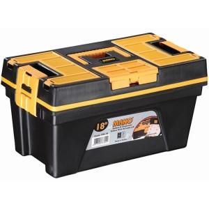 جعبه ابزار با در قابل حمل Y.N-18 سایز 18 اینچ مانو